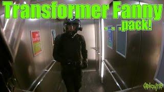 Transformer fanny . . . pack!