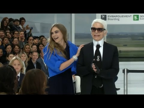 Karl Lagerfeld, fashion's prolific commander-in-chief, has died