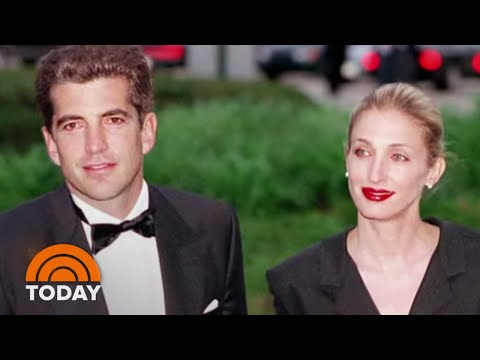 See More Rare Footage From JFK Jr. And Carolyn Bessette's Wedding | TODAY from YouTube · Duration:  3 minutes 41 seconds