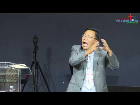 Biakna Tau - Rev. Dr. Pum Za Thang Tombing [May, 28, 2017]