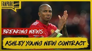 Ashley Young New Contract | Luke Shaw Moving On? | Welbeck No Dive Punishment