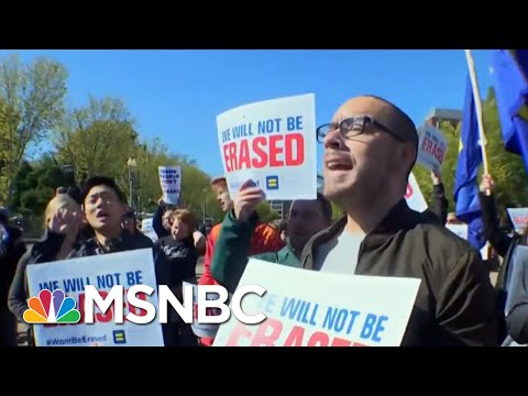 Who Could Be Hurt If The President Trump Admin. Changes Transgender Policy | Velshi & Ruhle | MSNBC