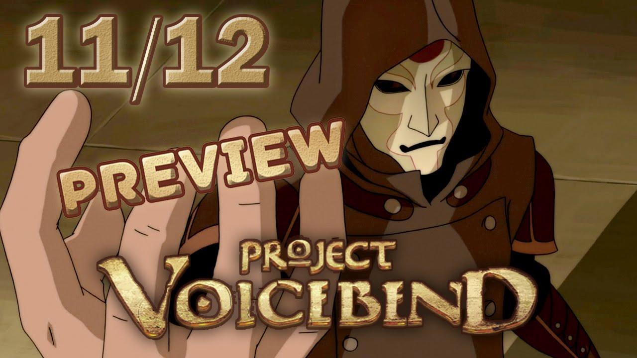 Download Preview - PROJECT VOICEBEND (Legend of Korra Abridged) Episode 11/12