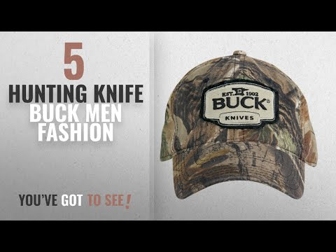 Top 10 Hunting Knife Buck [Men Fashion Winter 2018 ]: Baseball Cap