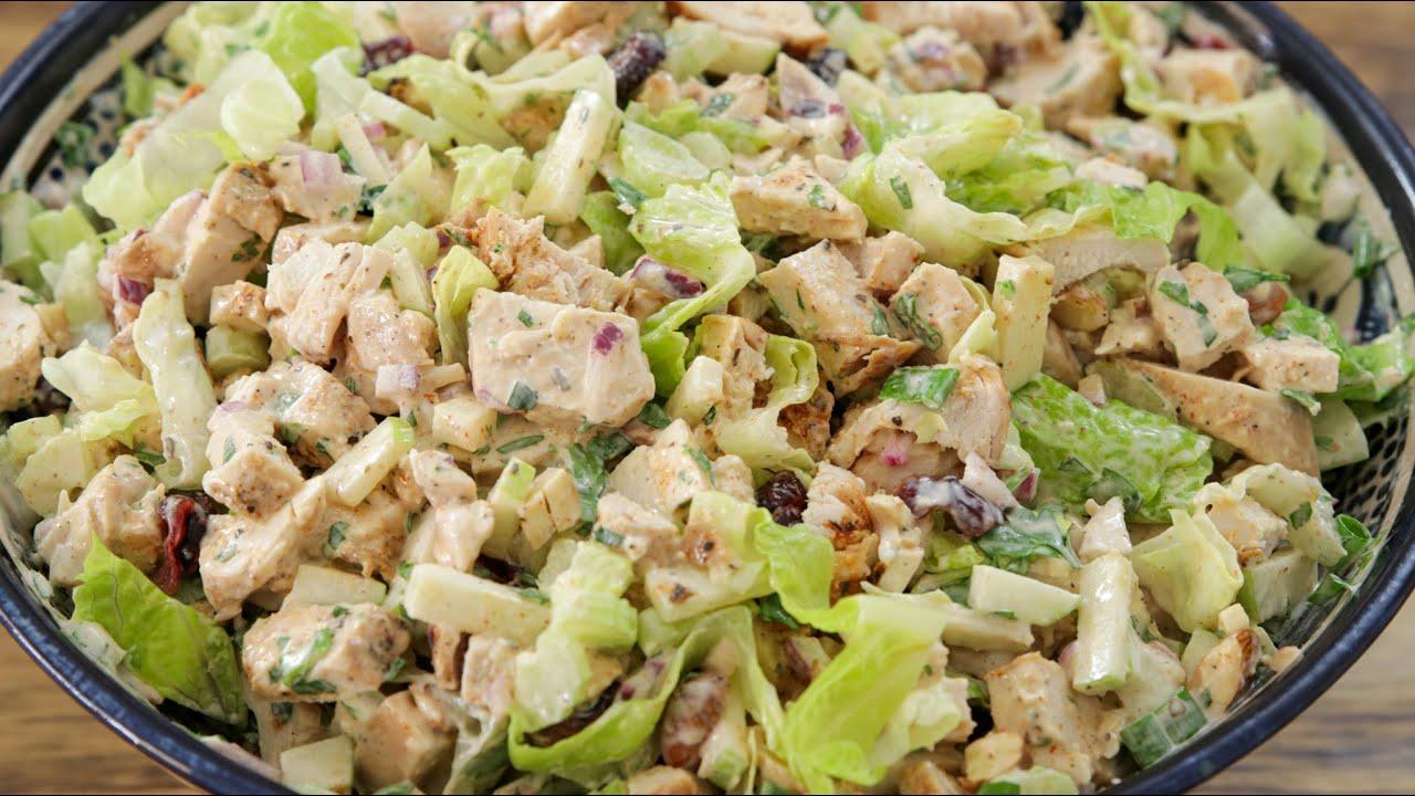 Chicken Salad Recipe Healthy