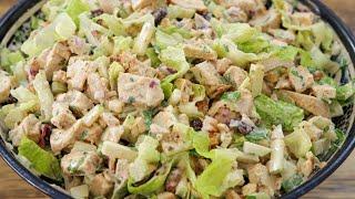 Healthy Chicken Salad Recipe