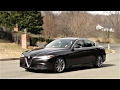 Alfa Romeo Giulia Road Test & Review by Drivin' Ivan