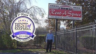 Rent A Space Self Storage - Winner of Reader's Choice Awards 2019 & 2020