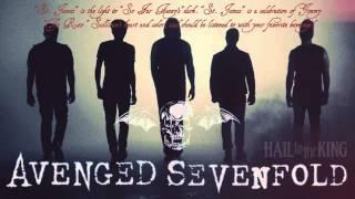 Avenged Sevenfold - St. James (Bonus Track)  / Subtitulado Esp - Ing
