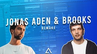 [REMAKE] Jonas Aden & Brooks - Riot (+FLP)