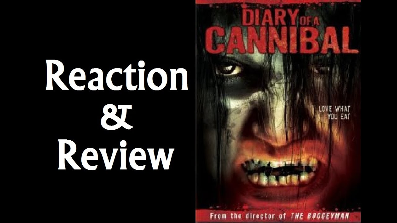 reaction amp review diary of a cannibal youtube