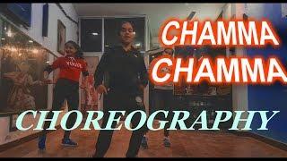neha kakkar new song chamma chamma | dance choreography |Fraud Saiyaan | jaswinder & vijay