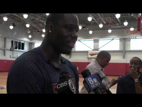Anthony Bennett Presser - NBA Summer League - 7.16.13