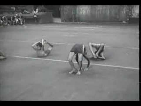 Boys Yoga Demo