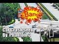 Car Crash Caught by Phantom 3