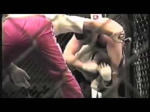 Ninja Vs  MMA REAL FIGHT