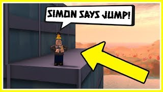 Roblox Jailbreak CRAZIEST SIMON SAYS EVER! | 10.000$ PREIS FÜR DEN GEWINNER! | 2 MILLIARDEN VISITS UPDATE! 🔴