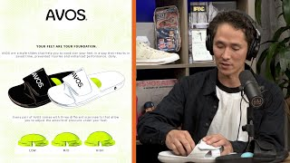 Shawn Hale Starts Avos Shoes F…