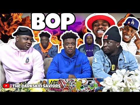 DaBaby - BOP  *REACTION*