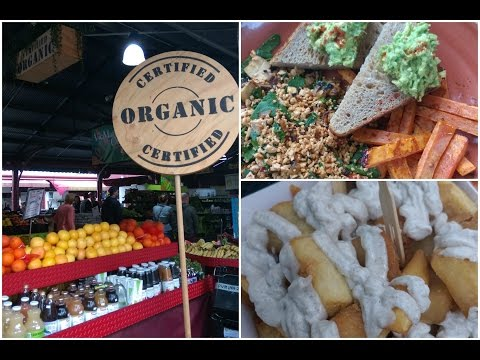 Queen Victoria Market Food Haul And Lord Of The Fries