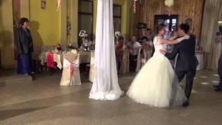 Свадебное танго Саши и Насти Калашниковых 5 июля 2014 года. Время постановки - 3 месяца.