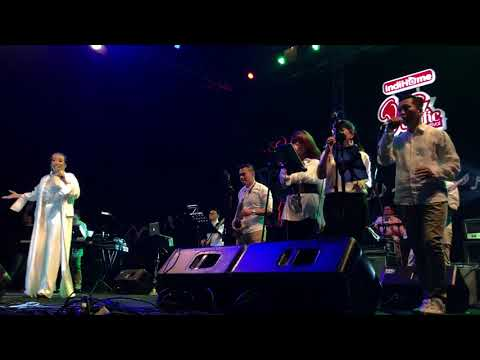 BERHARAP TAK BERPISAH - REZA ARTAMEVIA With ROY TJANDRA & FRIENDS At Jazz Traffic 2018