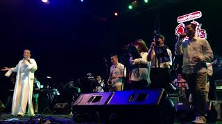 BERHARAP TAK BERPISAH REZA ARTAMEVIA with ROY TJANDRAFRIENDS at Jazz Traffic 2018