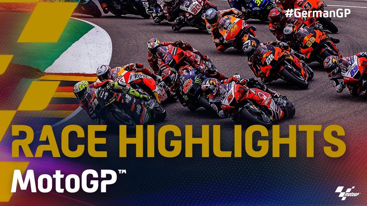 Race Highlights   2021 #GermanGP