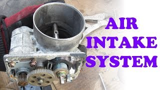 How an Air Intake System Works