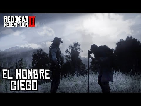 El misterioso hombre ciego en Red Dead Redemption 2 - Jeshua Games thumbnail