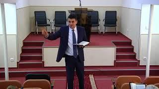 Ultima predică a lui Moise și a lui Ilie - Andrei Orășanu