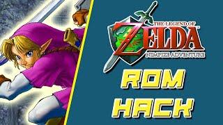 Ocarina of Time ROM Hack!   Nimpize Adventure.