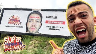 CELLPHONE NUMBER ON THE BILLBOARD PRANK!!