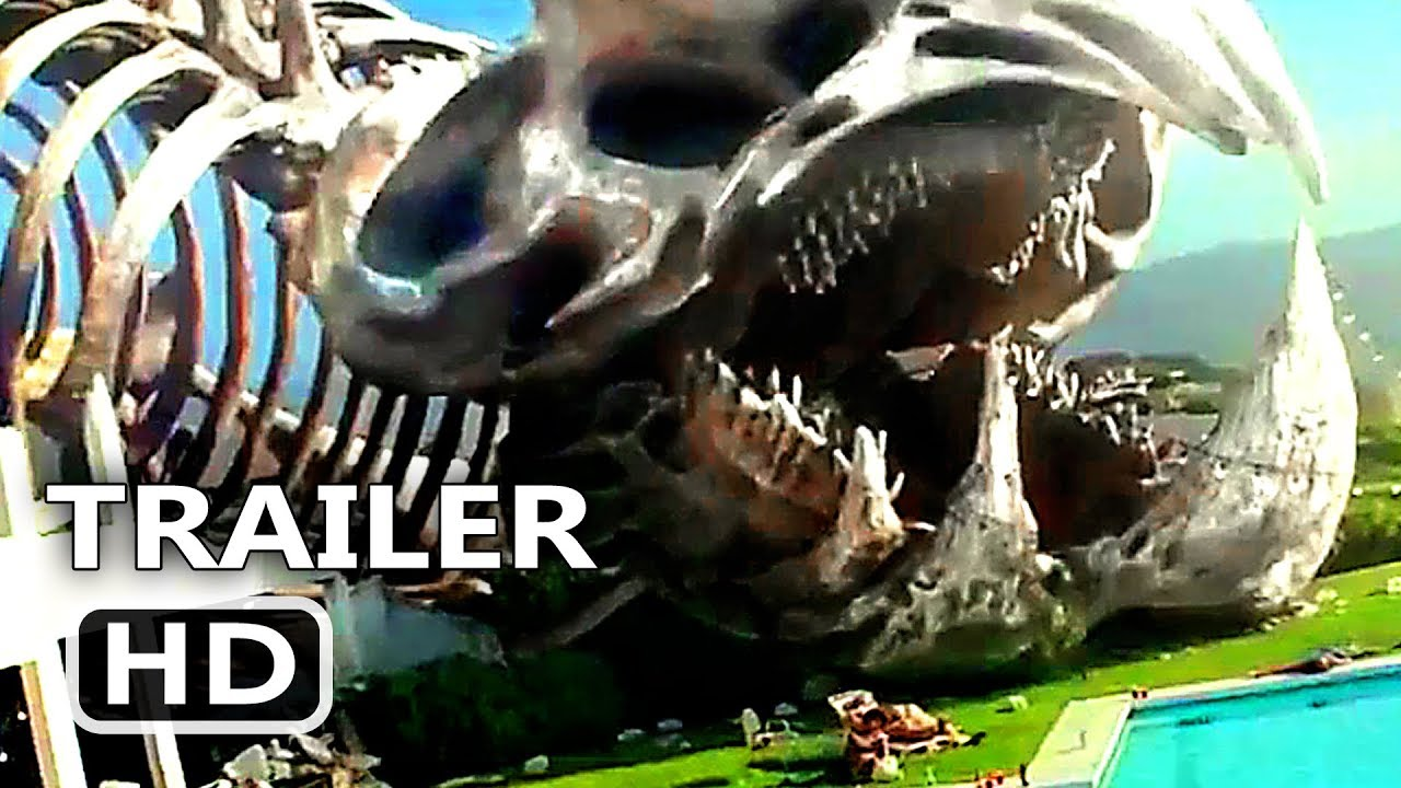 "PACIFIC RIM 2 ""Huge Monsters"" Trailer (2018) John Boyega, Sci-Fi Movie HD"