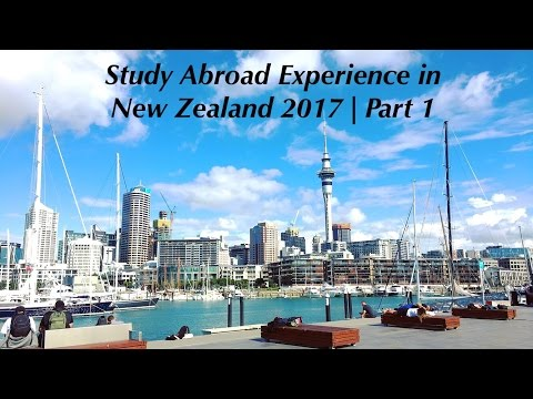 Study Abroad: Travelling to New Zealand 2017 | University of Auckland Bound