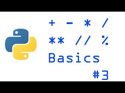 Some basic mathematical Operation in python python tutorial for beginners in Hindi #3 thumbnail