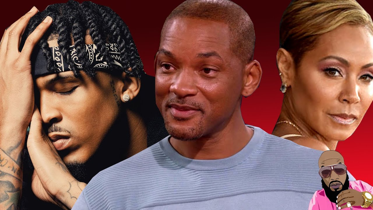 Will Smith Made August Alsina Say Nunya ISN'T About