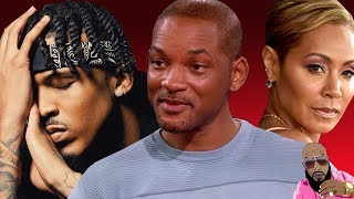 Will Smith Made August Alsina Say Nunya Isnt About His RELATIONSHIP With Wife Jada Pinkett Fans Clap