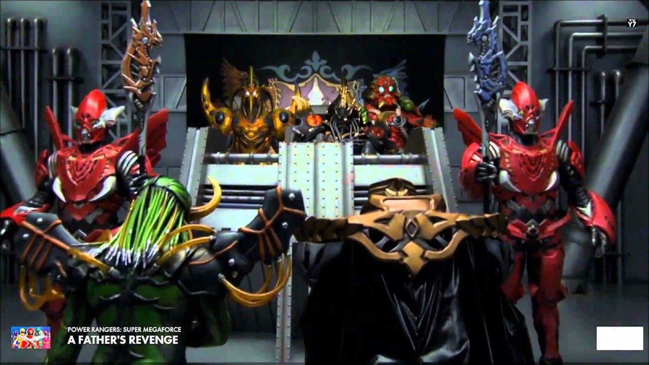 power rangers super megaforce   emperor mavro   opening