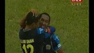 ISL 2009/2010: Arema Vs Persija
