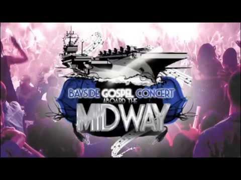 Bayside Gospel Concert Aboard The Midway Concert 2015 Promo