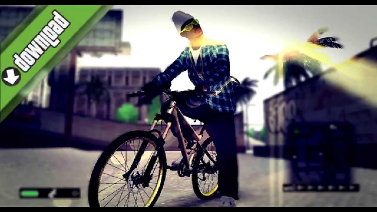 Gta Sa Mod Stunning New Bmx Bike Jumps V 3 2 Samp 2014