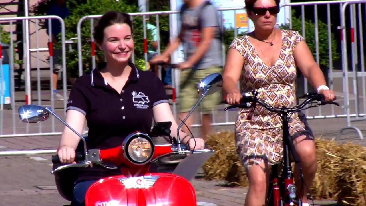 CARAVAN SALON 2016 - Der große E-Bike Parcours!