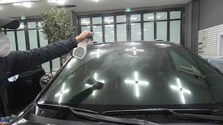 신형 카니발 차량에 자동 와이퍼 레인센서 우적감지가 옵…
