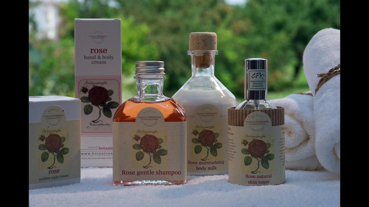 Ботаникус косметика в чехии