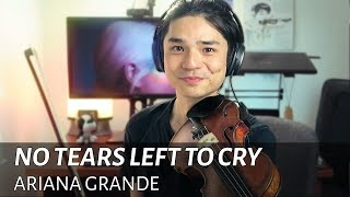 Ariana Grande - No tears left to cry [Violin Cover] 【Julien Ando】