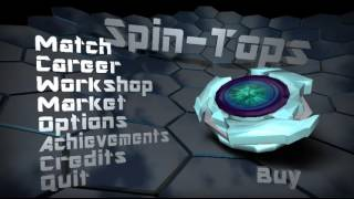 Video Lets play spin tops career and match arcade download MP3, 3GP, MP4, WEBM, AVI, FLV Agustus 2018