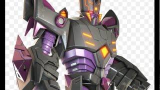 Megatronus VS Optimus Prime!!!