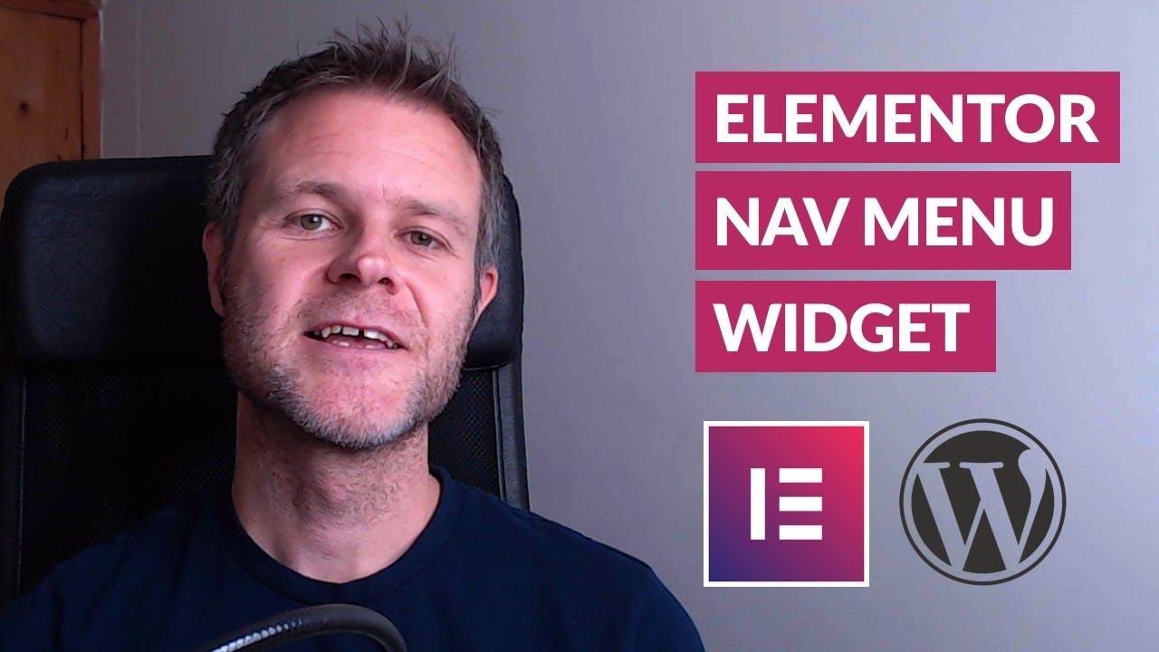 How to Use the NEW Elementor Nav Menu Widget - Design Build Web