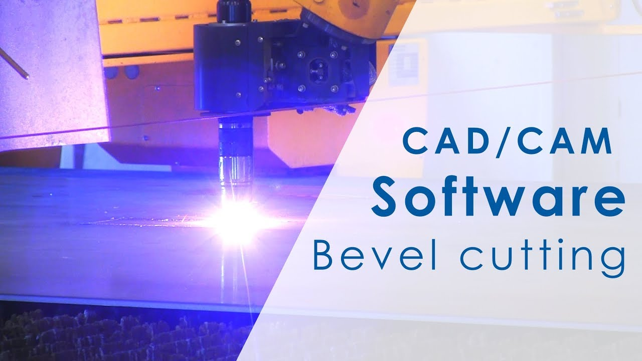 Bevel cutting with WiCAM   Plasma Autogenous Cutting   CADCAM Nesting  Software Solution